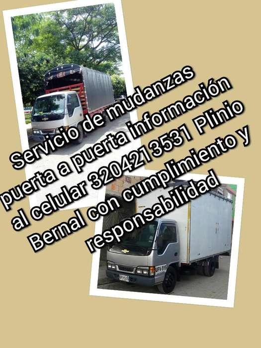 Servicio de Transporte 3204213531