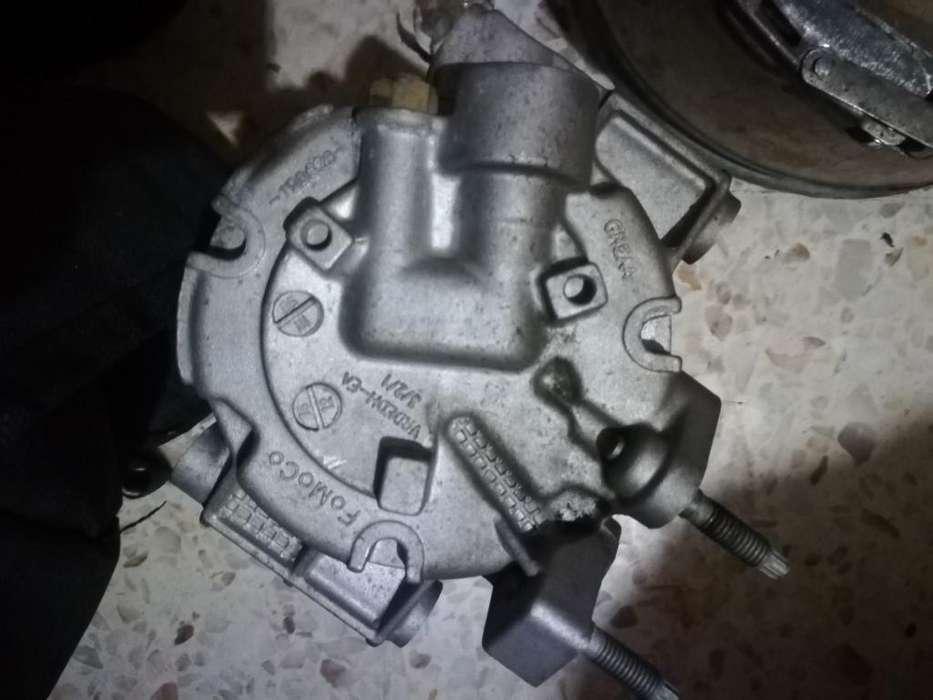 Motor Del Aire de Ford Titanium