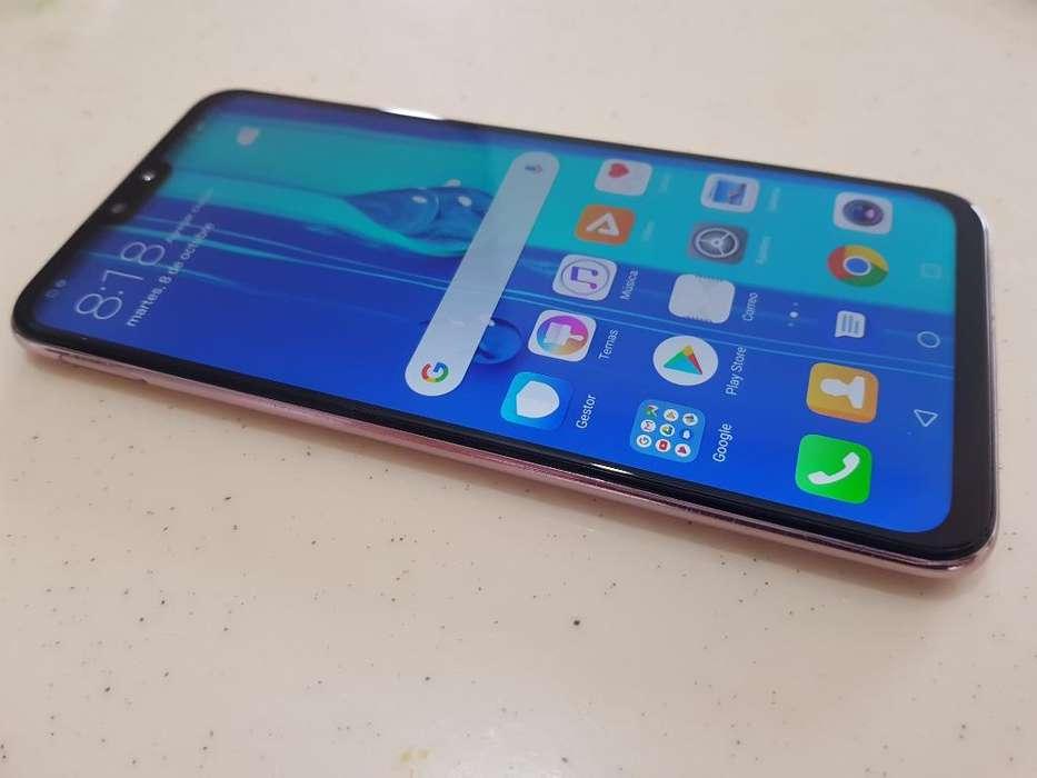 Huawei Y9 2019 64gb Rosado Como Nuevo