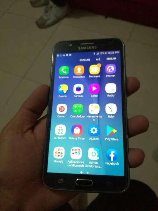 Samsung Galaxy J7 Leve Fisura Noce Nota