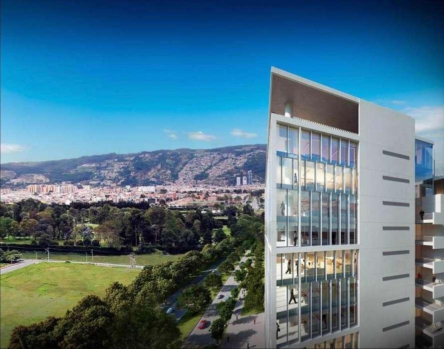<strong>oficina</strong> moderna en edificio inteligente ubicado en agradable sector de la ciudad 57-00052