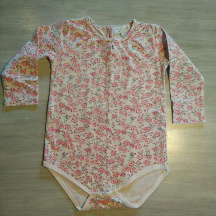 Bodys Babycottons Talle 18m Y 9m