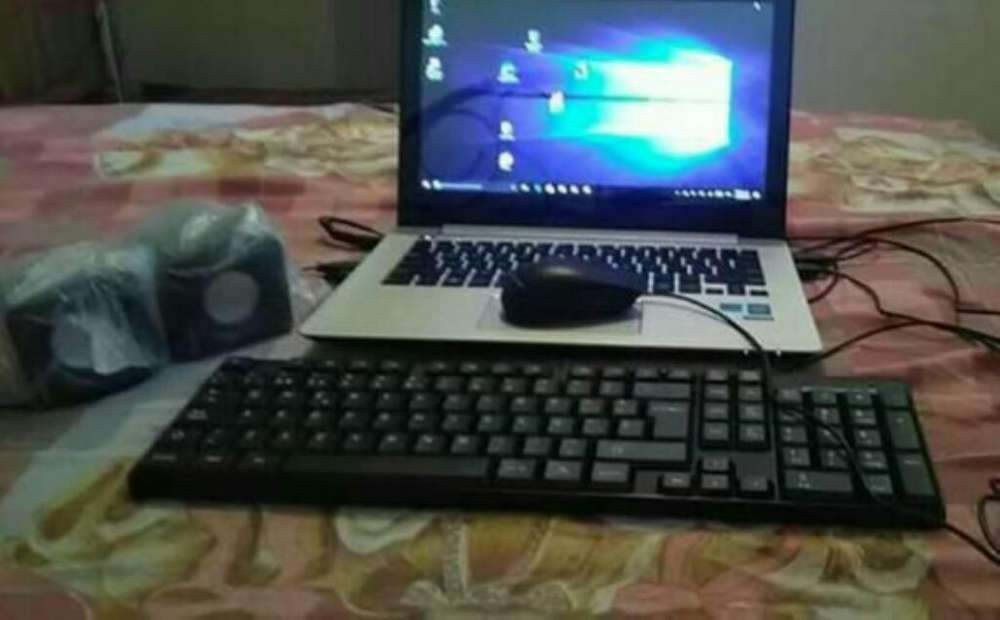Laptop Asus K451i <strong>hd</strong> Procesador Core I5