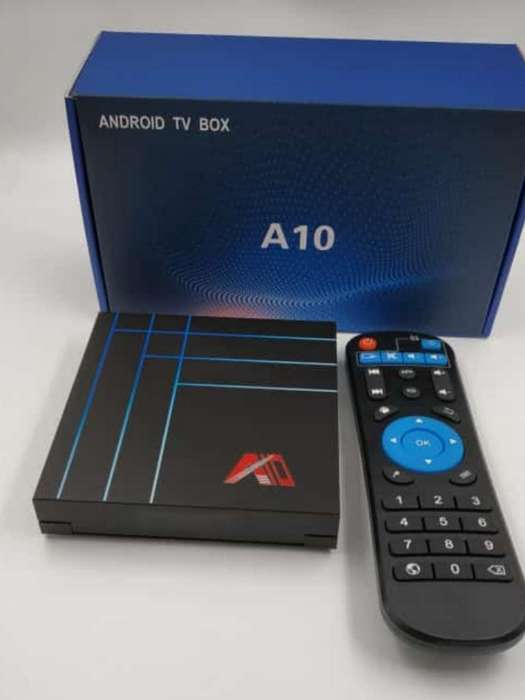 Tv Box 4 de Ram Y 32 Gb