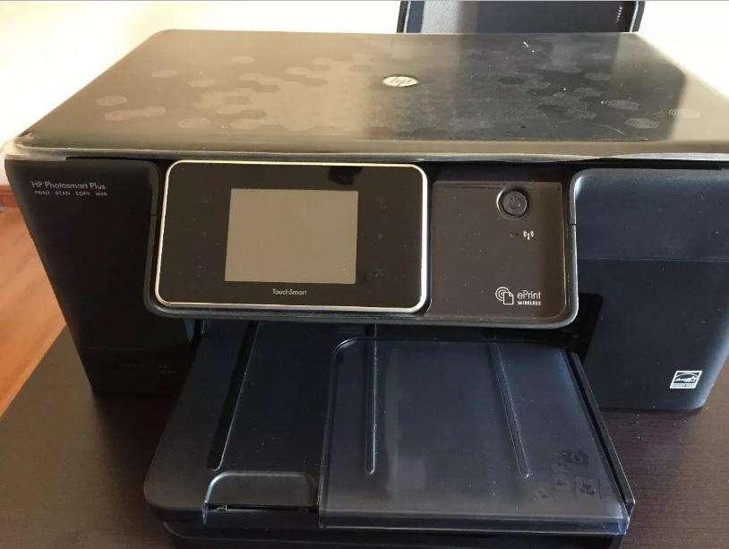 Impresora Multifuncional HP B210a con detalle para repuestos