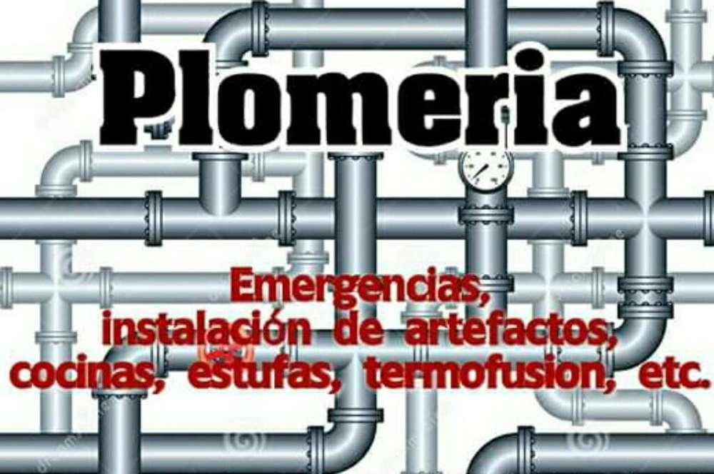 Plomeria en Gral Gas Cloacas Emergencias