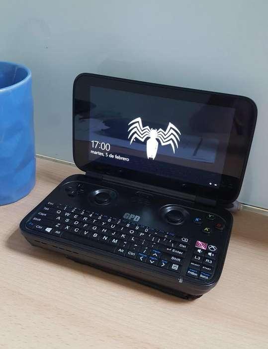 Gpd Win Laptop De Bolsillo 7 Pulgadas, Jugar Lol, Dota 2 Etc