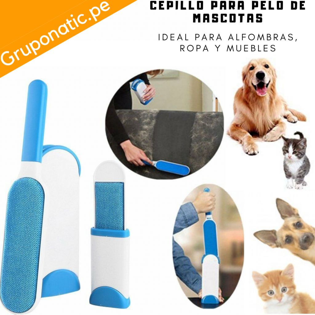 Peine Removedor Perros Gatos Muebles 2 En 1 Gruponatic San Miguel Surquillo Independencia La Molina Whatsapp 941439370