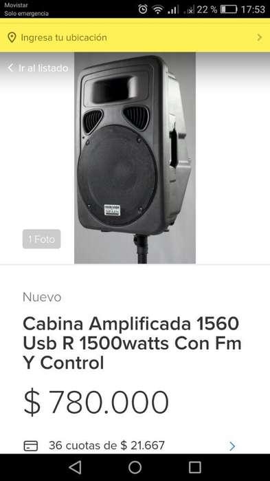 Cabina Activa Spain de Lujo 15 P