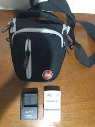 Camaras Sony Dsc-Hx300 Y Lumix Dmc-Fh3