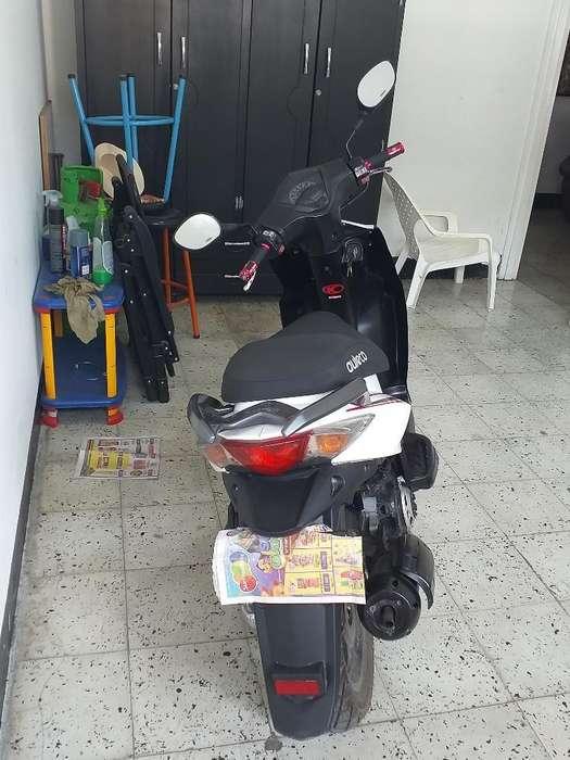 Vendo Agility Rs125 Modelo 2011