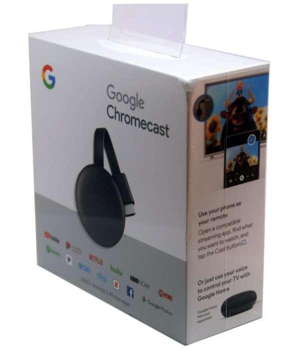 Google Cromecast ·3·