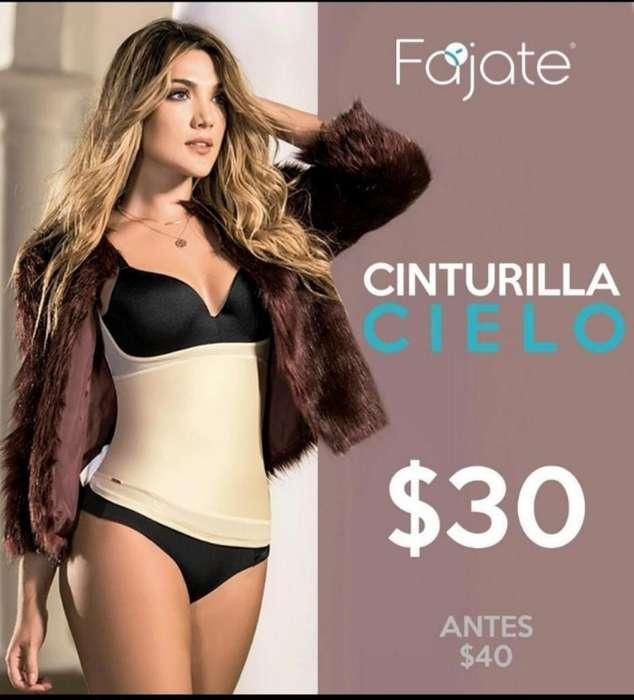 Cinturilla Uso Diario Fajate Ref 14007