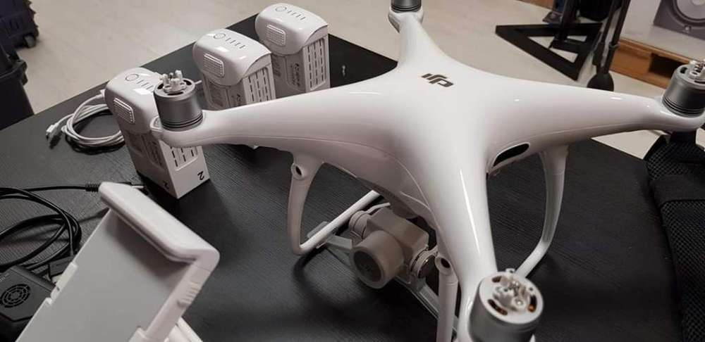 Alquilo Drone Phatom 4 Pro