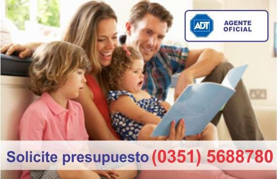 Promo ADT Alarmas Tel (0351) 5688780 Agente Oficial