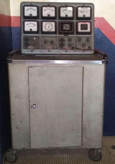 Consola analisis motor encendido y combustion.