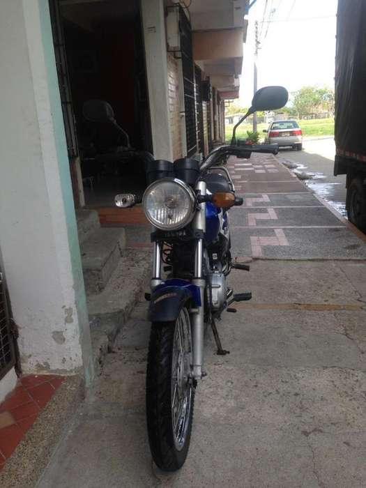 Se Vende Moto <strong>yamaha</strong> 110 Modelo 2007