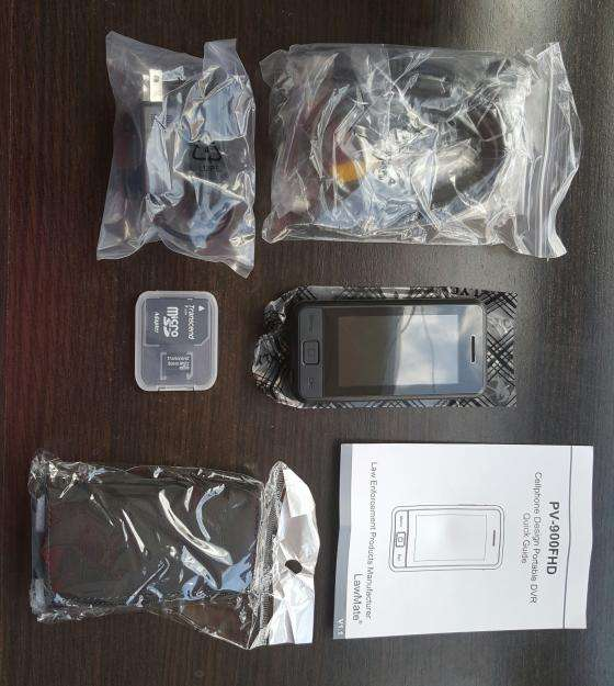 Pv900fhd 1080p Hd Celular Espia Recorder Dvr