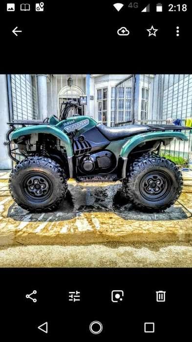 Cuatrimoto Yamaha Grizly 660cc