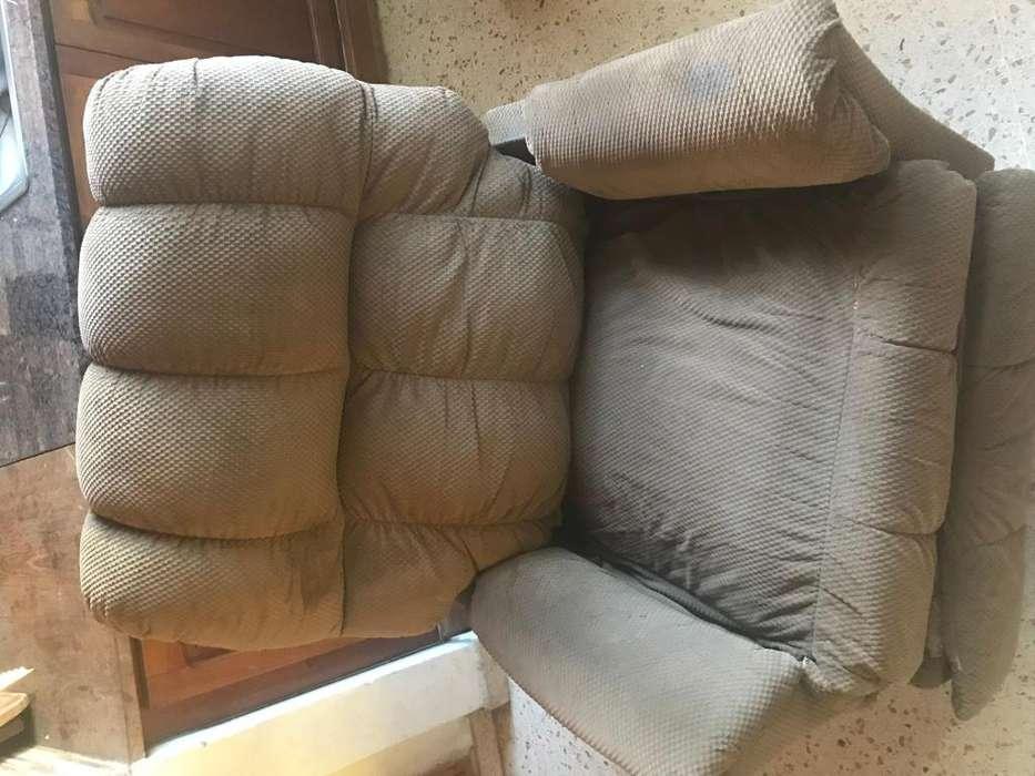 <strong>sillon</strong> reclinable con apoya pies