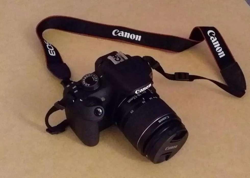 CAMARA FOTOGRAFICA CANON REBEL T5