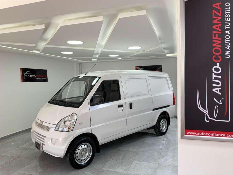 Chevrolet N300 Cargo 2019 - 13000 km