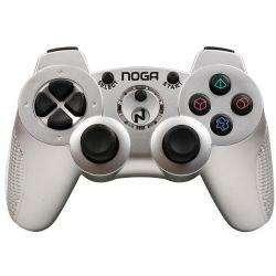 GAMEPAD WIRELESS NOGA NG-3090 CON BATERIA PS2/PS3