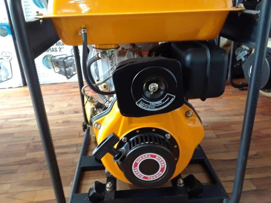 Super Oferta Motobomba de 2x2 a Diesel