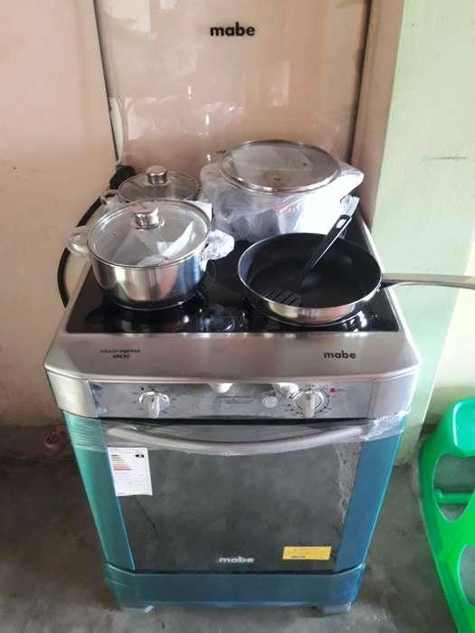Cocina de Inducción Mabe 350 Dólares