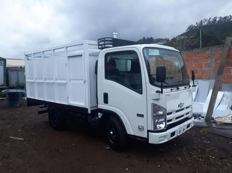 Camion CHEVROLET NLR 2020