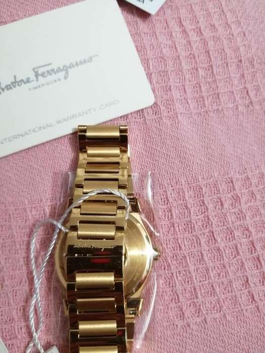 Reloj Salvatore Ferragamo. Origal Suizo