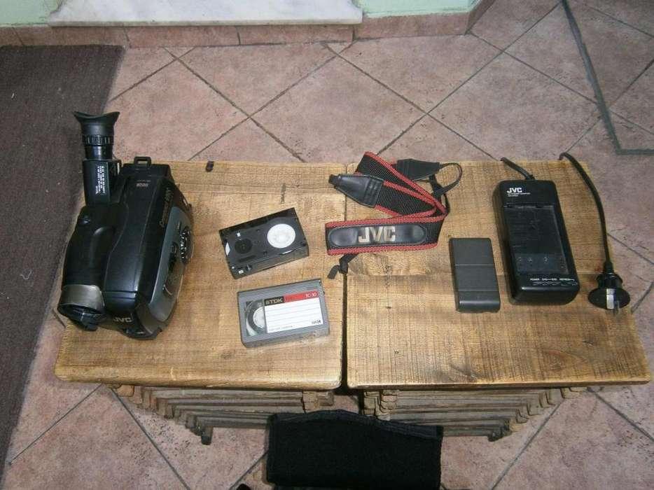 filmadora JVC modelo grax437 um