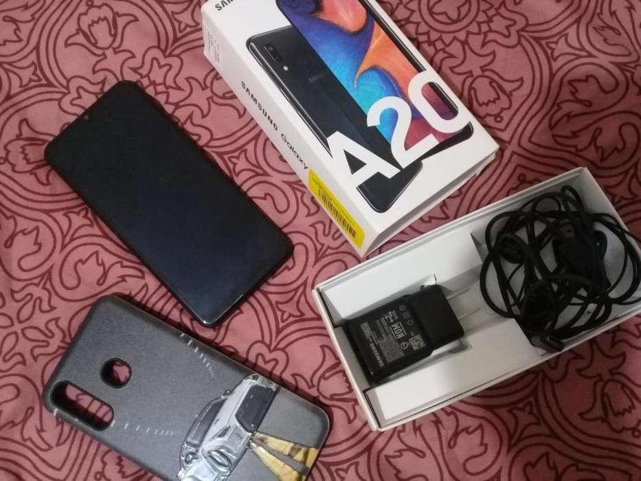 Samsung A20 Nuevo con garanta extendida Panamericana