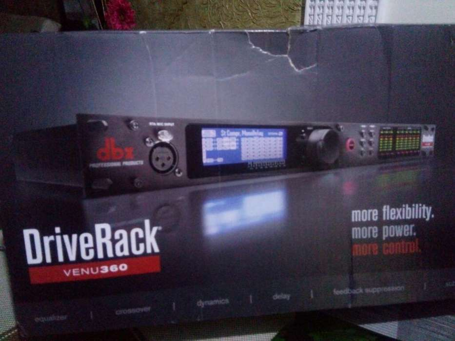 Driverrack Venus360 Nuevo