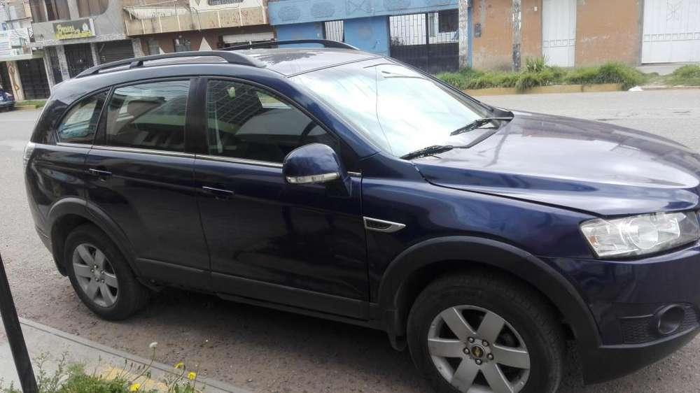 Chevrolet Captiva 2012 - 46000 km