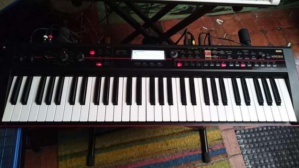 Korg Kross. Music Workstation