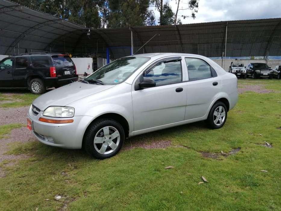 Chevrolet Aveo 2012 - 126000 km