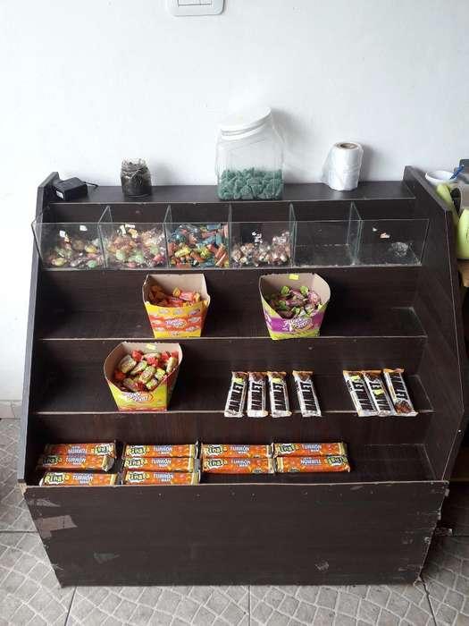 Muebles para Kiosco