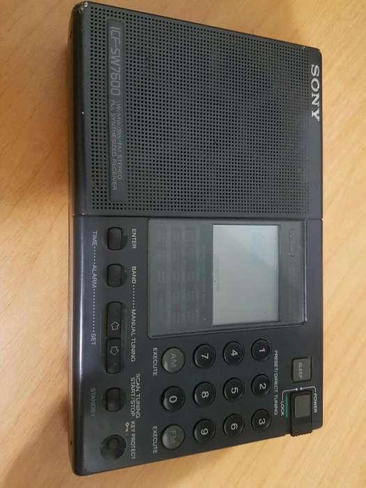 Radio Sony para Reparar