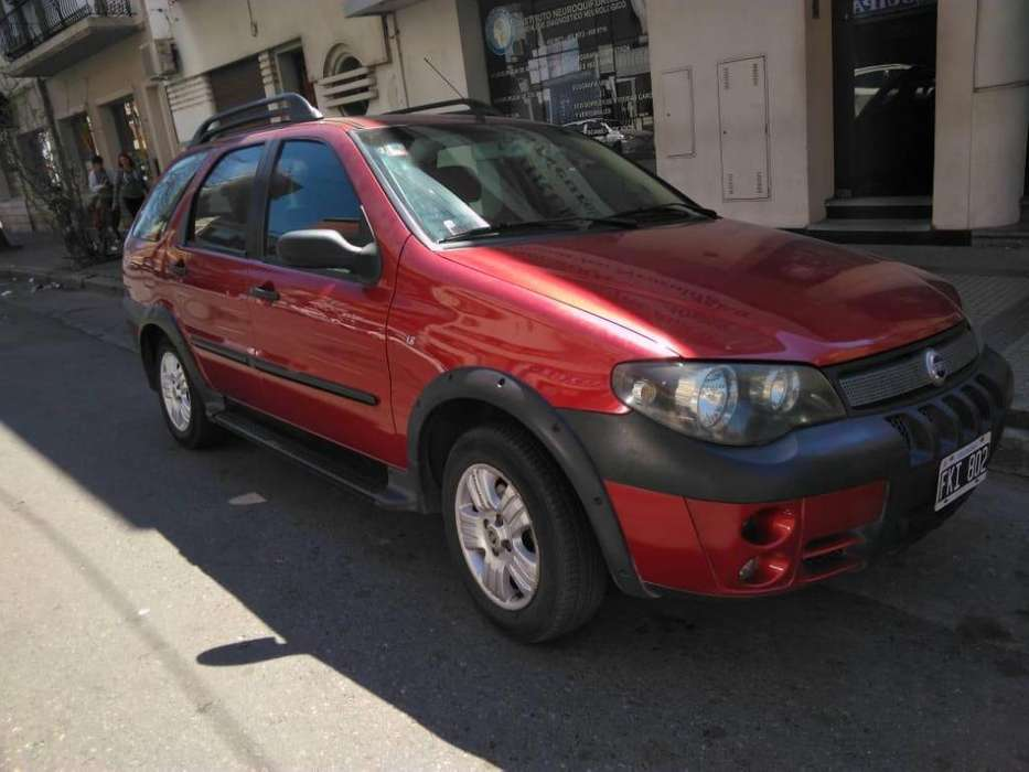 Fiat Palio Adventure 2007 - 120000 km