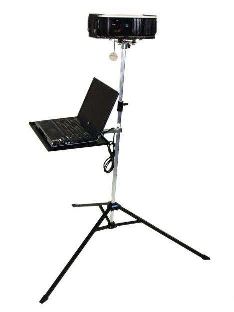 pantalla y proyector 1500