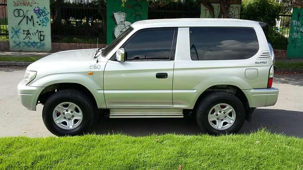 Toyota Prado 2004 - 157000 km
