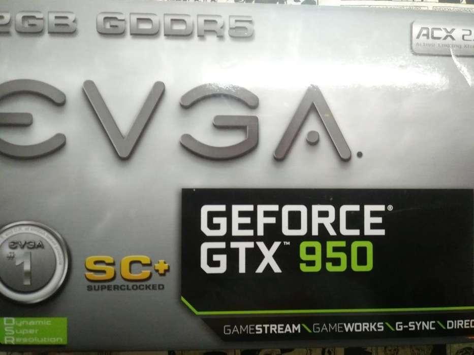 Gtx 950 2gb Tarjeta Grafica Nvidia