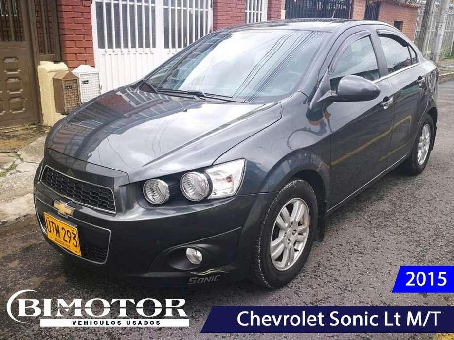 Chevrolet Sonic 2015 - 80322 km