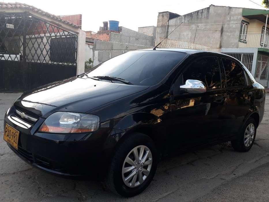 Chevrolet Aveo 2010 - 129129 km