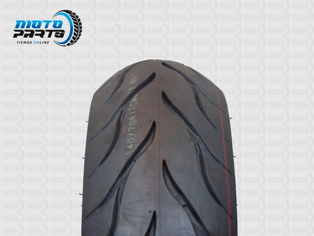LLANTA CST Motocicleta R17 140/70R17 CM616 Pista