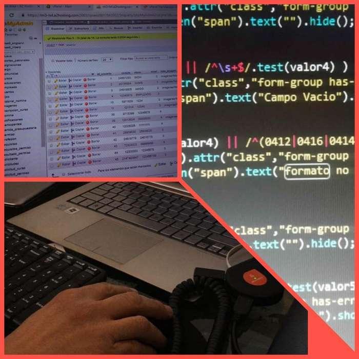 Desarrollo de Software Y Web