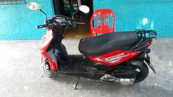 Scooter Akt Dynamic 125 2011