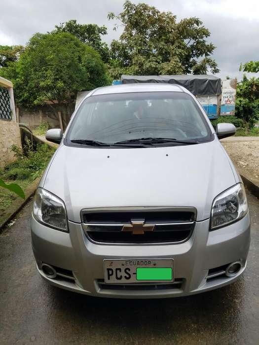 Chevrolet Aveo 2017 - 50035 km