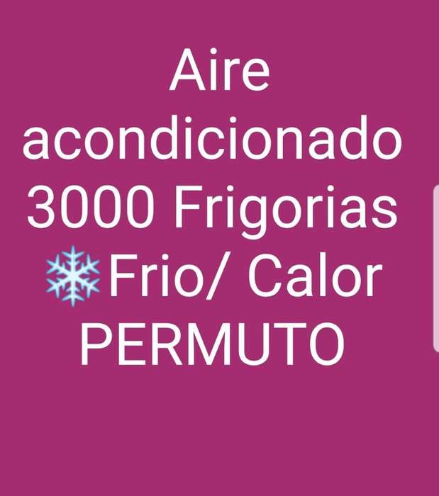 Aire Acondicionado 3000 Frgoria Permuto